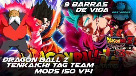 Dbz Tenkaichi Tag Team Mods Download  discuss-programming ga