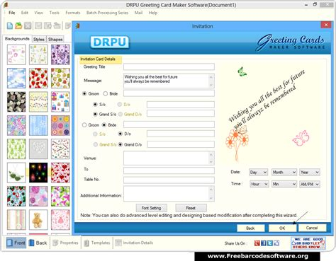 Greeting Cards Maker Software Free Download Discuss